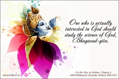 On the way to #Krishna, Chapter 4
