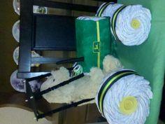 diaper John cake tractor deere