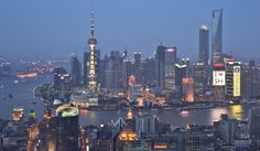 10. Shanghai (1990-2010) | Emblematic Cities in the World: Past and Present | EarthTripper| Page 1