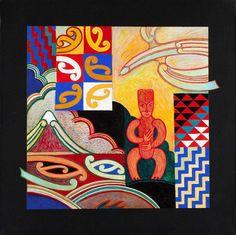 Tama — The Son by Sandy Adsett, Māori artist Hawaiian Tribal Tattoos, Samoan Tribal Tattoos, Maori Tattoos, Maori Designs, Cross Tattoo For Men, Nz Art, Nordic Tattoo, Maori Art, Art Courses
