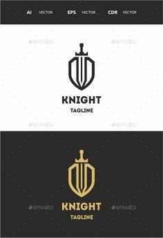 Knight Logo Template #design Download: http://graphicriver.net/item/knight/9625883?ref=ksioks