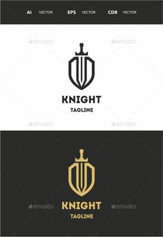 Knight Logo Template #design Download: http://graphicriver.net/item/knight/9625883?ref=ksioks