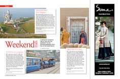 My Mandawa image appeared in JetWings' 'Escape' section in their March 2013 issue. Here it is.