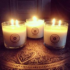 Candles from Brighter world