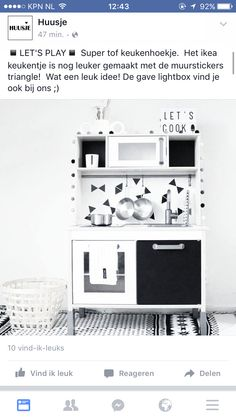 ikea hack duktig duktig hacks pinterest kinderk che kinderzimmer und ikea kinderk che. Black Bedroom Furniture Sets. Home Design Ideas