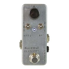 Fairfield Circuitry - The Accountant Compressor Pedal