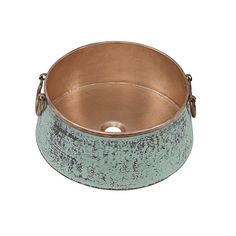 NOBEL: Sinkology Bathroom Copper Vessel Sinks