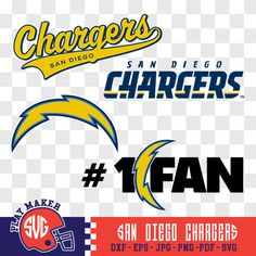 San Diego Chargers SVG, San Diego Football Clipart, Chargers  Monogram, San Diego Silhouette, Screen Printing, Play_022