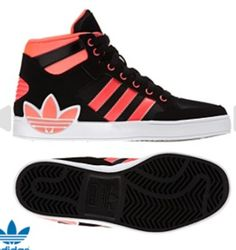 Cute adidas high tops
