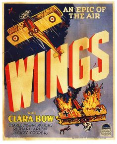 wings, poster