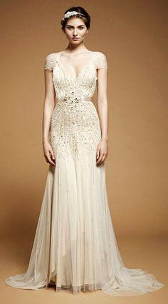 Jenny Peckham Spring Bridal 2012