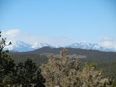 A view from Blackhawk Ranch Parcel 33. $58,000