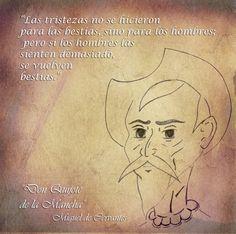 Don Quijote de la Mancha. Frases:
