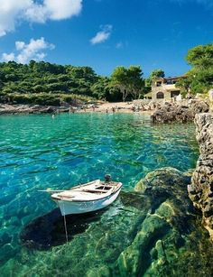 Zitna Bay, Croatia
