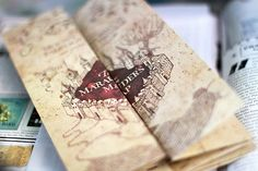 Image via We Heart It https://weheartit.com/entry/123586056/via/13802995 #forever #harrypotter #hp #map #photos #vintage #marauder'smap #potterhead