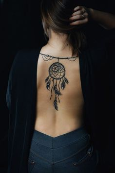 love this tatoo think this is the one Atrapasueños Tattoo, Symbol Tattoos, Love Tattoos, Sexy Tattoos, Beautiful Tattoos, Body Art Tattoos, Girl Tattoos, Tattoos For Women, Tattoo Feather