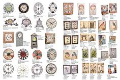 Clocks?