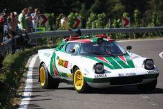 Lancia Stratos Rally  Champion in Madeira Island