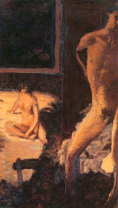 Pierre Bonnard - A Man and a Woman
