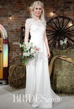 Jenny Packham - Spring 2017. Wedding dress by Jenny Packham