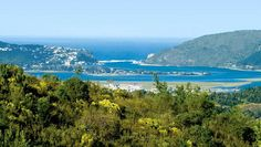 View of Knysna.