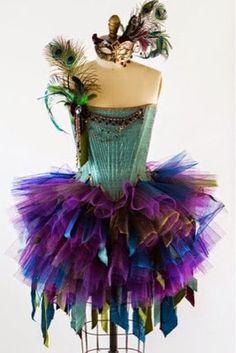 IDEAS DE DISFRACES ORIGINALES CON TUTÚ. - fashion blogger, trends, recipes, diy, handmade