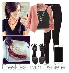 """""""Breakfast"""" by martii-alcaraz-14 ❤ liked on Polyvore featuring Prada, American Apparel, Topshop, Forever 21 and Yves Saint Laurent"""