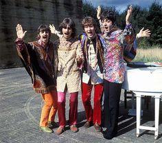 George Harrison, Ray Charles, Abbey Road, Ringo Starr, Lewis Carroll, John Lennon, The Beatles, Beatles Bible, Beatles Art