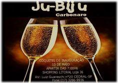 A Ju Biju Irá inaugurar no proximo dia 15/05/2013 e será mais uma loja de acessorios de sucesso do shopping Litoral Atacadista.