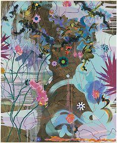 Fiona Rae - http://www.timothytaylorgallery.com/artists/home/fiona-rae