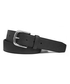 Brown Shot Shell Leather Belt