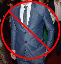 Don't Button Your Bottom Button - Advice on Wearing a Suit - Esquire