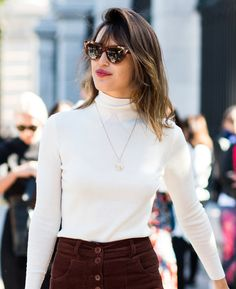 Street style bijoux à la Fashion Week printemps-été 2018 de New York