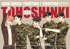I LOVE THIS FAN ART SO MUCH.... TV5XQ... Love for ever... Cry cry