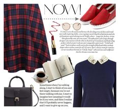 """""""NOW!"""" by amilla-top ❤ liked on Polyvore featuring Oasis, Burberry, Bobbi Brown Cosmetics, Topshop and Ray-Ban"""