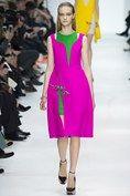 Christian Dior Fall 2014 RTW - Runway Photos - Fashion Week - Runway, Fashion Shows and Collections - Vogue Moda Fashion, Runway Fashion, High Fashion, Fashion Show, Womens Fashion, Fashion Design, Fashion Trends, Color Fashion, Uk Fashion