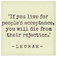 Acceptance. Rejection.                                                                                                                                                                                 More