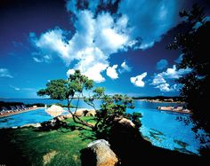 Costa Smeralda, Italy.. God's color palette is always the best!