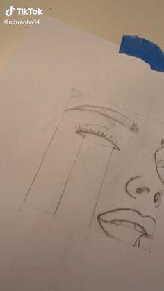 Art Drawings Sketches Simple, Pencil Art Drawings, Realistic Drawings, Marshmello Wallpapers, Mini Canvas Art, Color Pencil Art, Art Sketchbook, Aesthetic Art, Artsy