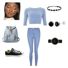 """One of my favs"" by avian-savage on Polyvore featuring Collectif, New Look, Converse and CLUSE"