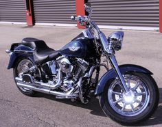2003 #HarleyDavidson #Fatboy #Motorcycles - #Mokena IL at Geebo