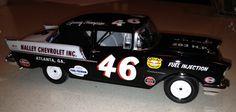 Custom built Speedy Thompson NASCAR Chevrolet.