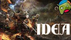 IDEA Online RPG Trailer HD - Android - iOS Free Games