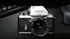 Nikon F + photonic FTn finder