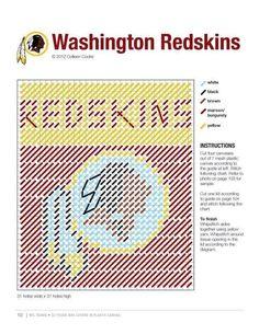 WASHINGTON REDSKINS TBC 2/3