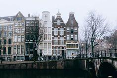 Keizersgracht - Amsterdam, The Netherlands