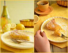 Лимонный тарт от Пьера Эрме -