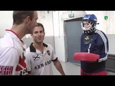Rabo Skills Challenges #6 - YouTube Hockey Training, Hockey World, Challenges, Youtube, Youtubers, Youtube Movies