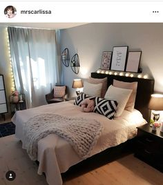 New room decor for teen girls pretty bedroom ideas 24 ideas Bedroom Interior, Bedroom Design, Woman Bedroom, Bedroom Decor, Gold Bedroom, Home Decor, Girl Bedroom Decor, Room Ideas Bedroom, Rose Gold Bedroom