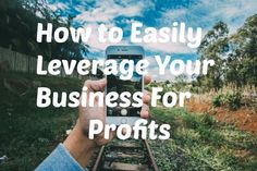 How to easily increase your profits without spending any time or money